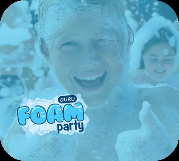 Foam Party rentals