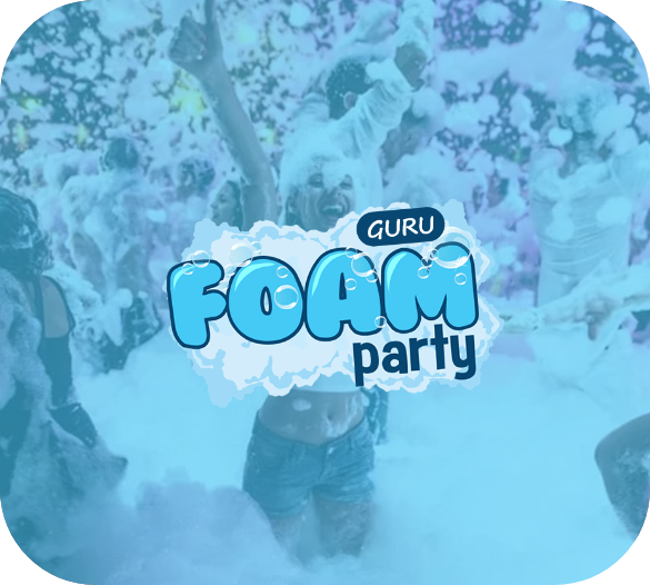 Foam Party Service