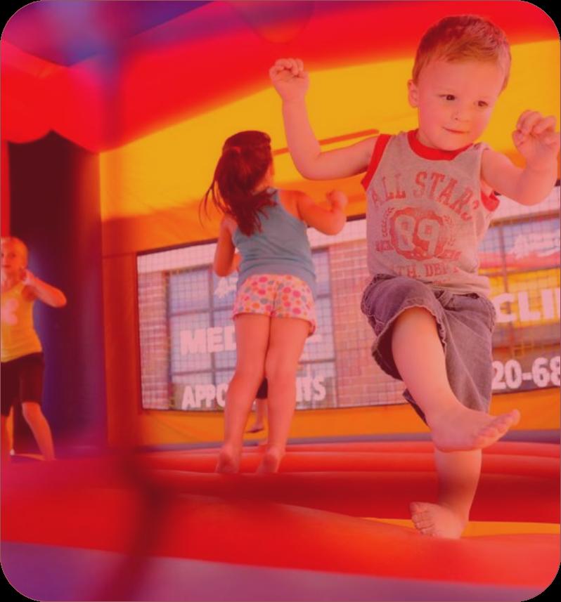 Kids Foam Pit Party Package